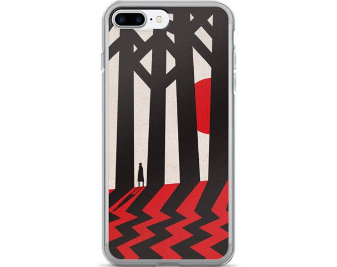 Twin Peaks, Fire Walk With Me iPhone 7/7 Plus Case