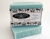 Cotton & Cashmere Artisan Soap