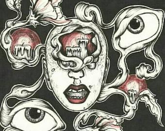 Tasteless Warmth - original artwork