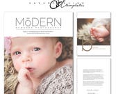Newborn Maternity Welcome Guide, Photography Template, Price Guide, Magazines for Photographers, Photoshop Template, INSTANT DOWNLOAD
