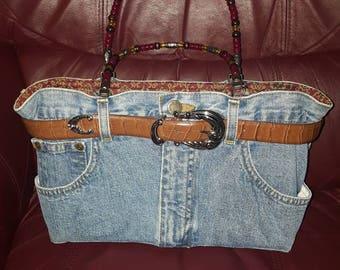 Vintage eddie bauer bootie bag