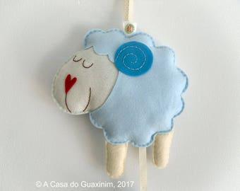 Baby Mobile - Sheep