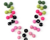 Secret Garland Sale- June 4th- Watermelon- Use code 45FREESHIP for free domestic shipping on all orders over 45 dollars today