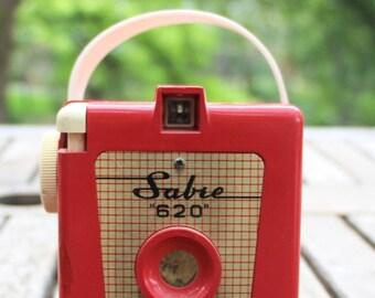 Vintage Sabre camera