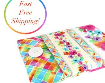 Floral MacBook Air Case, MacBook Case, MacBook Air 13 Inch Case, MacBook Cover, MacBook Air Cover, MacBook Sleeve, MacBook Air Sleeve