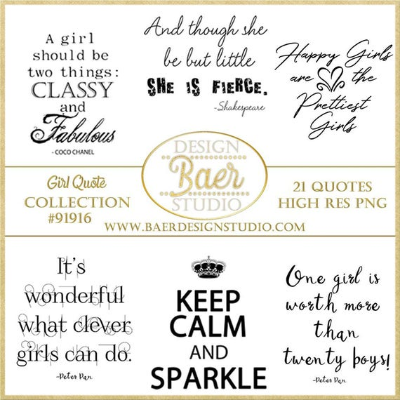 Girl Quotes Inspirational Quotes about Girls Little Girl