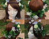 Custom Goddess crown for Karli