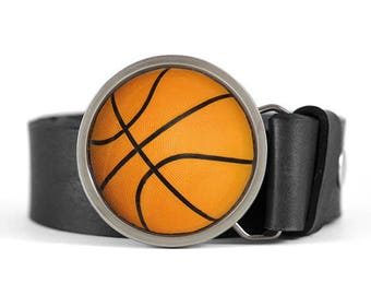 Basketball Belt Buckle, Sport belt buckle