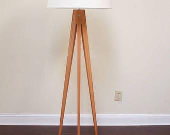 Custom for Kelli - Floor and Table Lamp Red Grandis