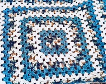 "Crochet ""baby"" blanket"