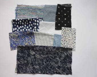 set of fabrics for patchwork 200 coupons