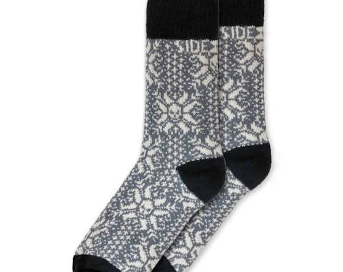 Sidekick Socks NEW! Skullflake