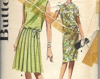 ON SALE Butterick 2140 Misses Blouse Bodice Dress Pattern, Size 12, Bust 32