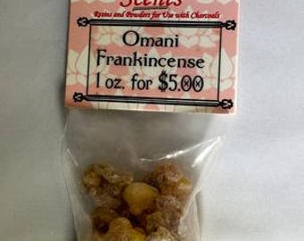 Omani Frankincense resin