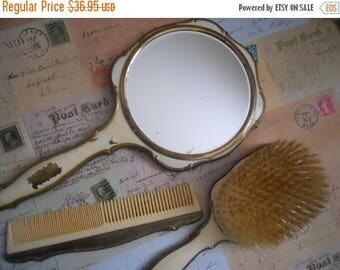 ON SALE 25% OFF Darling Shabby Vintage Vanity Set