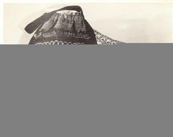 Ainara Wilder-Green Lake in Winter-1966 Lithograph