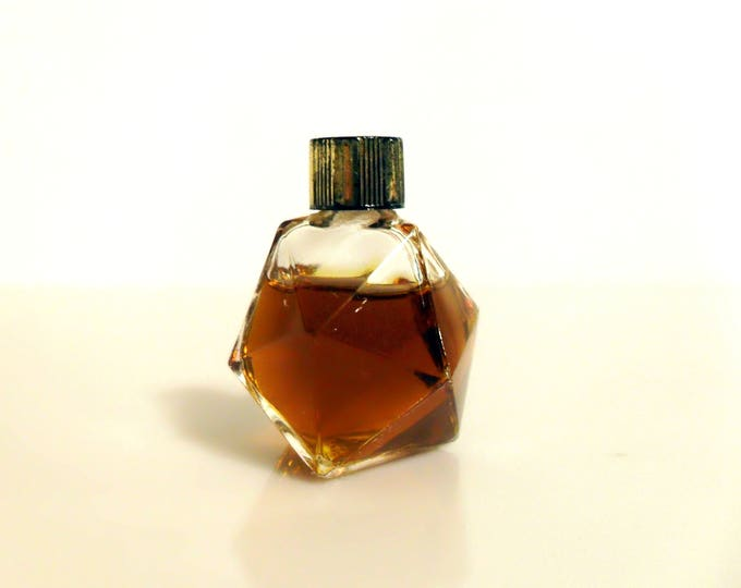 Vintage 1970s Chantilly by Houbigant 0.25 oz Pure Parfum Miniature Mini PERFUME