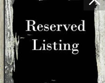 Reserve Deposit