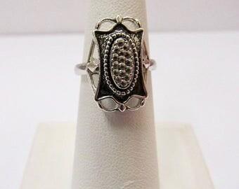 On Sale SARAH COVENTRY Vintage Adjustable Ring item K # 831