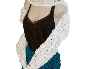 Trendy Shrug, Womens Sleeves, Arm Warmers, Modern Crochet Shrug, Armwarmers, Long Sleeves, Arm covers, Fitted Sleeves, Crochet Sleeves