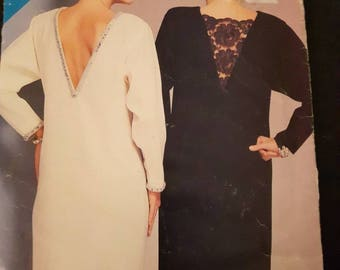 See & Sew 5447, Women's Dress Pattern