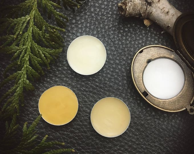 Featured listing image: EYRIE CO. // Solid Perfume Locket Refill