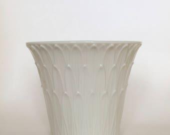 Lenox Planter / VINTAGE LENOX Ivory Porcelain Florist Planter