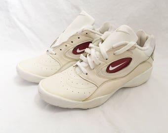 vintage nike squad cheerleader shoes womens size 9 deadstock NIB 1996