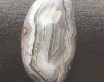 Crazy Lace Agate Cabochon E002047