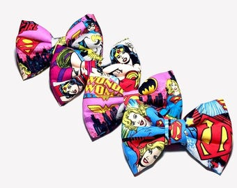 Cotton Fabric Bows