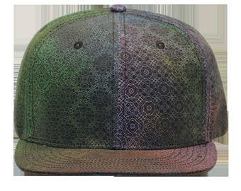 Fitted Hat - 'Tessellation'
