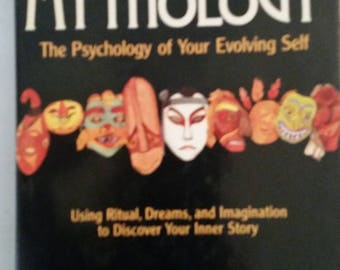 Vintage Book Personal Mythology The Psychology of Your Evolving Self by David Feinstein, Phd Stanley Krippner, Phd 1980 HC Self Help Book