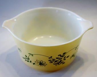 473-B Shenandoah Pyrex Casserole Dish (NO LID)
