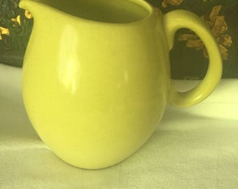 Vintage Russel Wright Midcentury Pottery Iroquois Casual China Water Wine Pitcher
