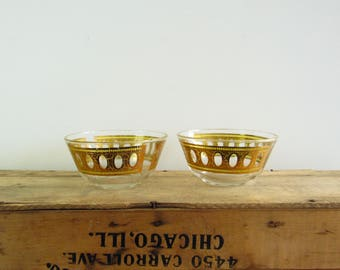 Pair of Culver Bowls