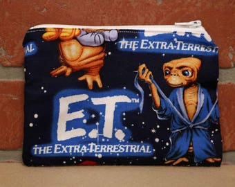 One Snack Sack, E.T., Reusable Lunch Bags, Waste-Free Lunch, Machine Washable, Back to School, School Lunch, item #SS56