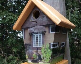 Personalized Birdhouse