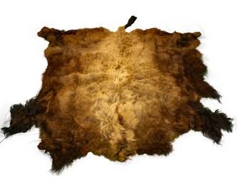 Glacier Wear Select Buffalo Bison Robe Hide Rug #0005