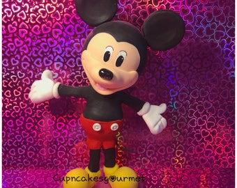 Mickey Mouse  Figurine / Cake Topper