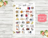 Celebrate April 2019 Planner Stickers - National Holiday Stickers - Special Days Sticker - Wacky Holiday - Holiday Planner Sticker - WH04