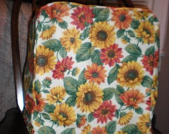 Mixer Cover - Sunflower