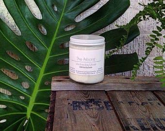 The Arborist - Balsam Sage & Smoke - Eco-friendly Vegan Soy Candle - 100% Pure Essential Oils - clean burning - aromatherapy