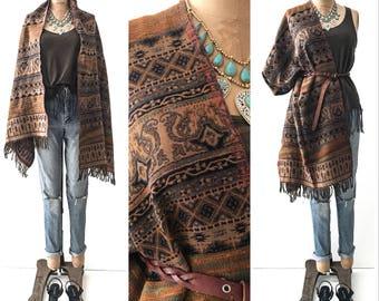 VINTAGE Clothing Fringe Scarf SHAWL and WRAPS Shawl Scarf Scarves for Women Pashmina Shawl Pashmina Scarf for Women Wrap Shawl Wrap Scarf