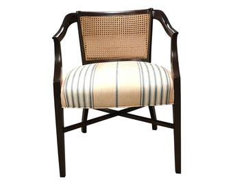 Customizable Traditional Cane Back Chair | 2223-02879