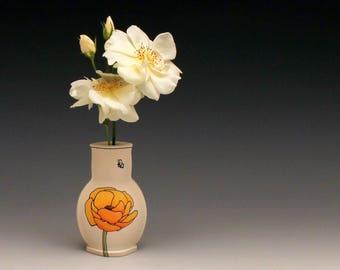 Mini Ranunculus Vase