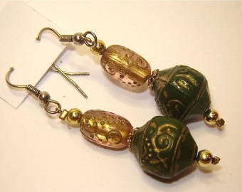 Earrings fantasies uniquely well! MAPERLE