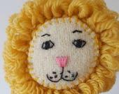Mini Lion Hanging Decoration