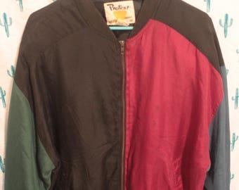 Vintage Multi-Color Jacket