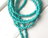 RESERVED- Turquoise Lanyard