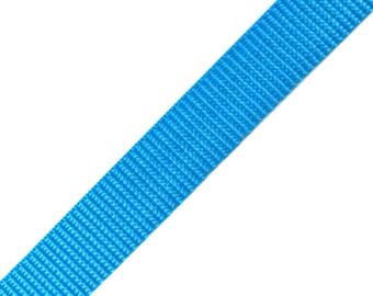 Webbing, blue, 2 x 2m (1250)